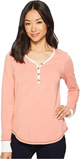 Aventura Clothing - Slumber Long Sleeve Henley