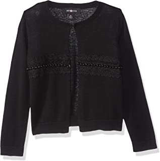 Girls' Dressed Up Cardigan Sweater
