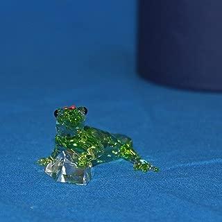 Swarovski Crystal Gecko