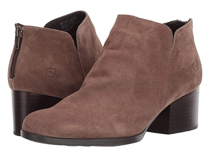 Born  Aare (Taupe Suede) Womens  Boots