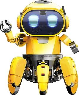 Elenco Teach Tech Zivko The Robot | ربات A / I Interactive با سنسور مادون قرمز | اسباب بازی های آموزشی STEM برای کودکان 10