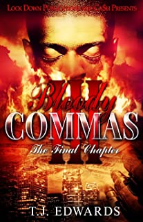 Bloody Commas 3: The Final Chapter (Volume 3)