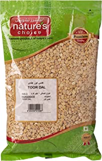 Natures Choice Toor Dal, 1 kg