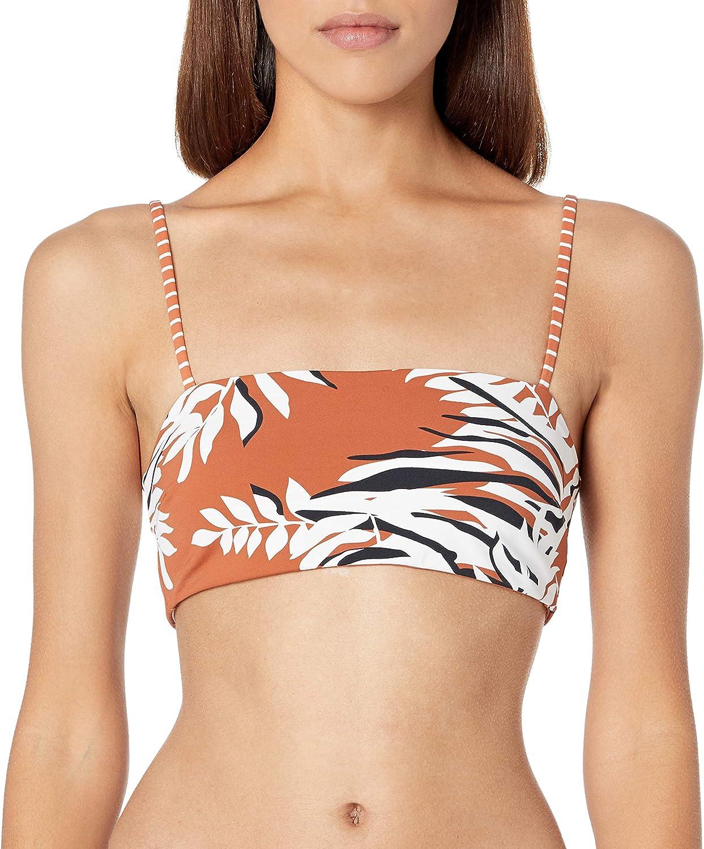 Roxy Womens Print Beach Classics Fashion Full Swim Bottom