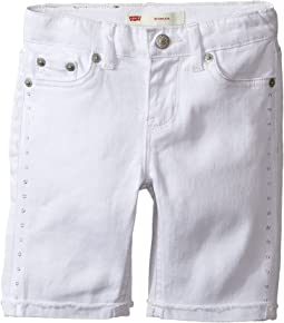 Sideseam Bermuda Shorts (Little Kids)
