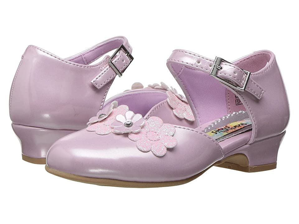 Rachel Kids Lil Alexis (Toddler/Little Kid) (Pink Patent) Girl
