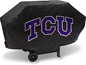 NCAA TCU Horned Frogs Vinyl Padded Deluxe Grill Cover