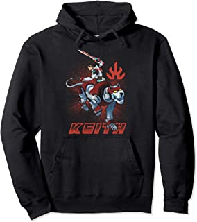 voltron legendary defender paladin hoodie
