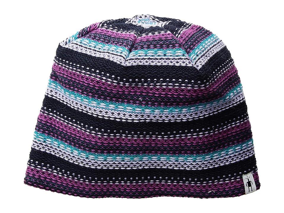 Smartwool Marble Ridge Hat (Deep Navy) Beanies