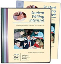 Student Writing Intensive B: Notebook & Packet Only
