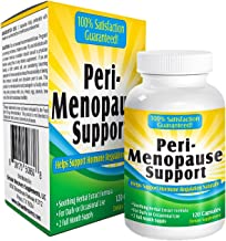 2-Month Perimenopause Support Supplement - Relief Formula - Vitamins - Natural Perimenopause Supplements - Pills - Complex...