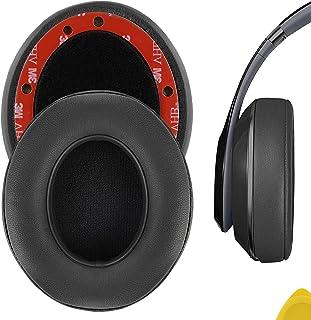 Geekria örondyna för Beats by Dr. Dre Studio 3.0, Studio2 (2nd Generation Bluetooth) trådlös hörlursbyte öronpropp/öronpro...