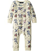 Rock Your Baby - Tattoo You Playsuit (Infant)