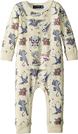Tattoo You Playsuit (Infant)