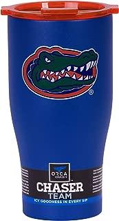 ORCA Chaser Logo University of Florida Cooler, Blue, 27 oz