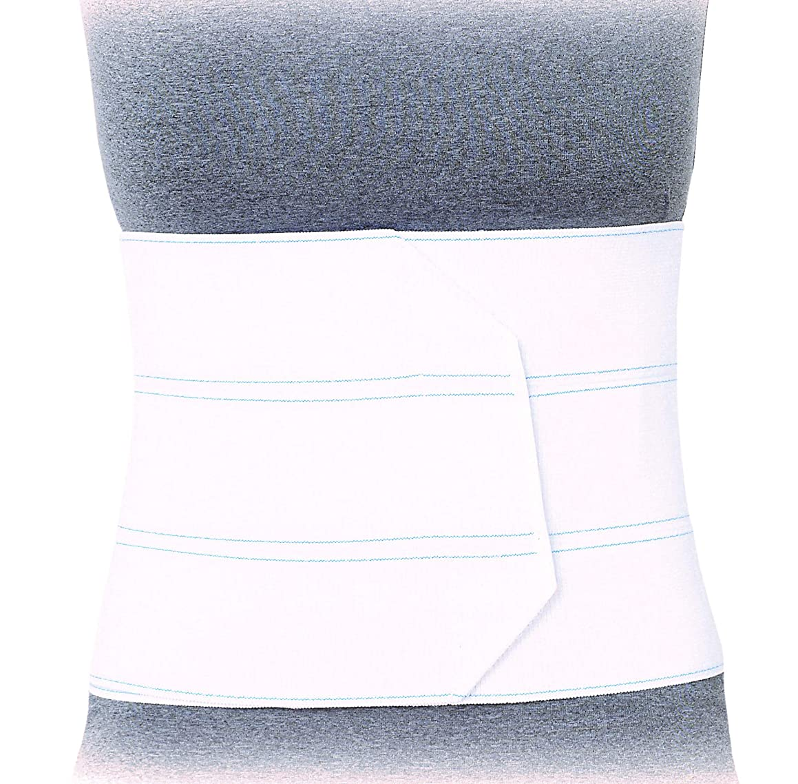 Superior Braces Premium Abdominal Binder for Waist and Back Support, Compression Wrap, Post Surgery Support (4 Panel - Small/Medium, 30