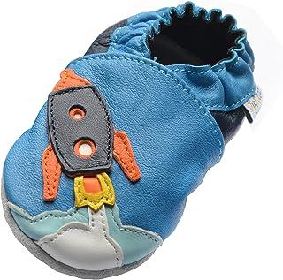 suola morbida Taglie: 17//19-35//36. vera pelle Jinwood designed by amsomo Scarpe da bambino in diversi modelli