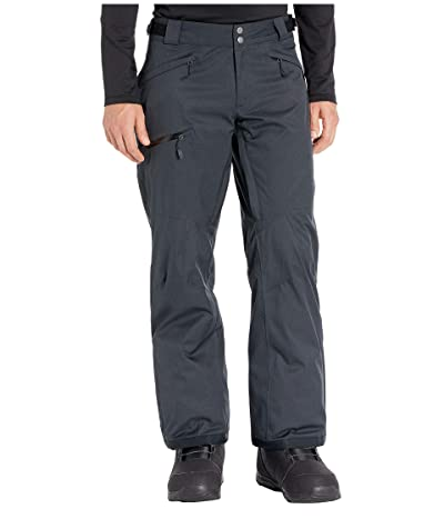 Columbia Cushman Cresttm Pants (Charcoal Heather/Black) Men