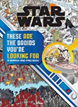 STAR WARS THESE ARE DROIDS YOURE LOOKING SEARCH & FIND HC