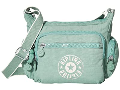 Kipling New Classics Gabbie Small Crossbody Bag (Frozen Mint) Bags