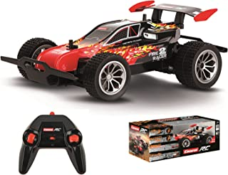Carrera RC 204001 1:18 Fire Racer 2, 2.4 GHz RC Vehicle, 1:20 Scale Remote Control Vehicles