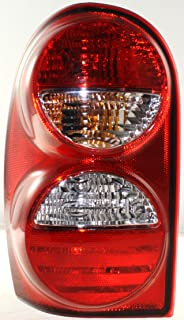 Best 2005 jeep liberty tail light Reviews