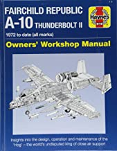 Davies, S: Fairchild Republic A-10 Thunderbolt II (Owners Workshop Manual)