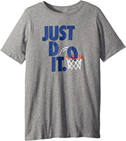 Nike Kids NSW JDI Dunk Tee (Little Kids/Big Kids)