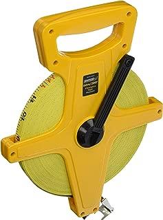 Johnson Level & Tool 1829-0200 Long Tape Measure Metric, 200-Feet