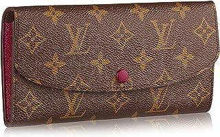 902a1fcbb6d3 Louis Vuitton Monogram Canvas Monogram Canvas Emilie Wallet Article  M60697  Fuchsia
