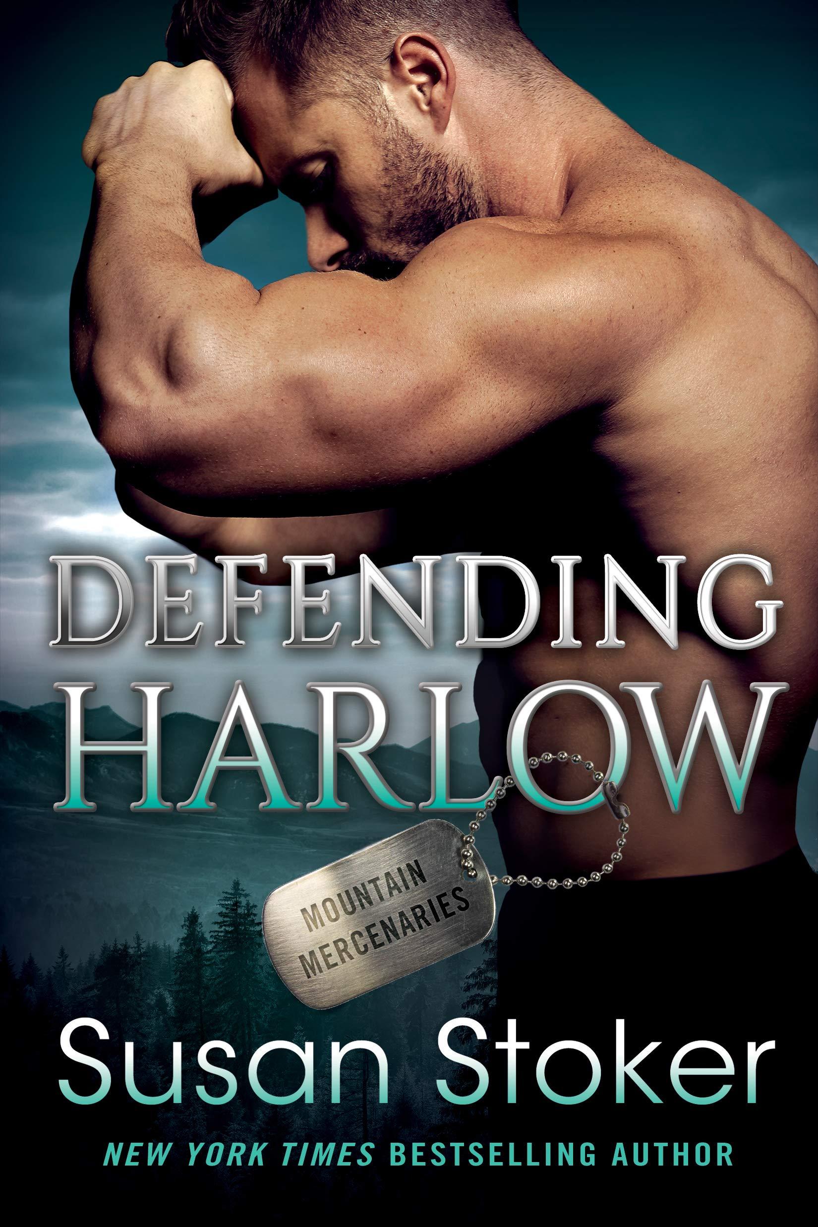 Defending Harlow (Mountain Mercenaries Book 4)
