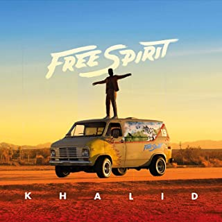 By Be the Bestest Free Spirit Khalid 12 x 18 Inch Poster Rolled