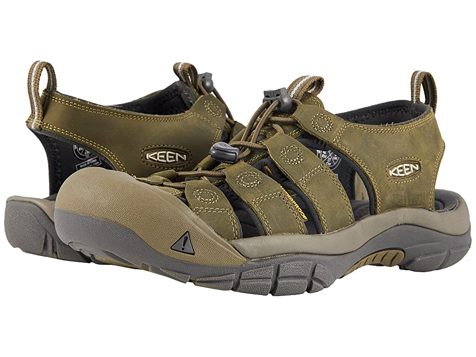 Keen Newport (Fairway/Dark Olive) Men