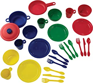KidKraft 27Piece Cookware Playset - Primary, 6.5