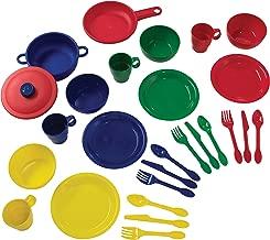 KidKraft 27Piece Cookware Playset - Primary, 6.5