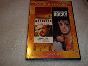 HOOSIERS (1986) and ROCKY (1976) - Two-disc DVD Combo Set (2009), Gene Hackman, Sylvester Stallone