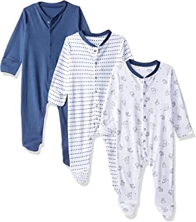 *BNWT* Joules Baby Infant Boys Ziggy Grey Bears Babygrow Babygro Sleepsuit Soft