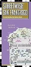 Streetwise San Francisco Map - Laminated City Center Street Map of San Francisco, California (Michelin Streetwise Maps)