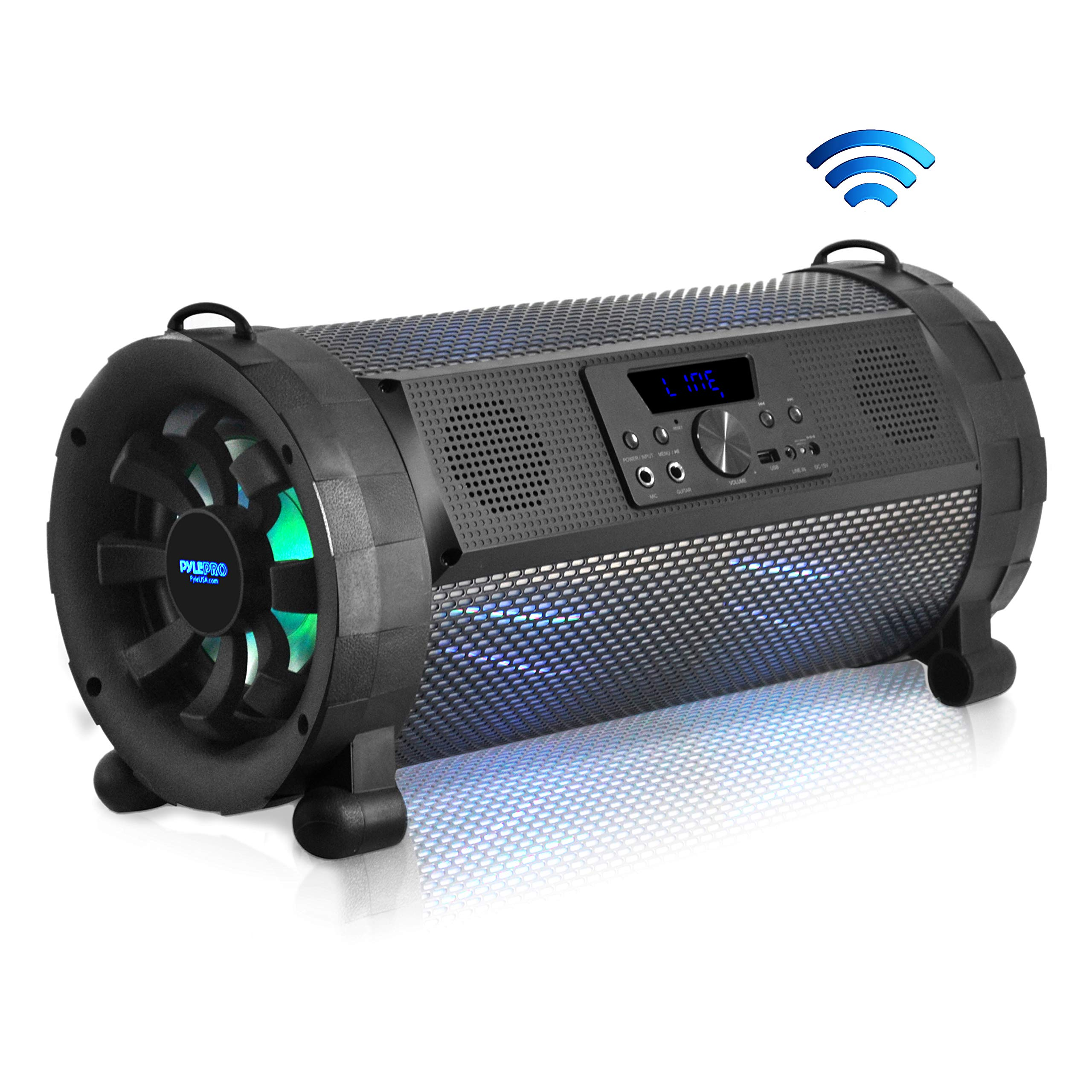 Pyle Bluetooth Boombox Blaster Speaker