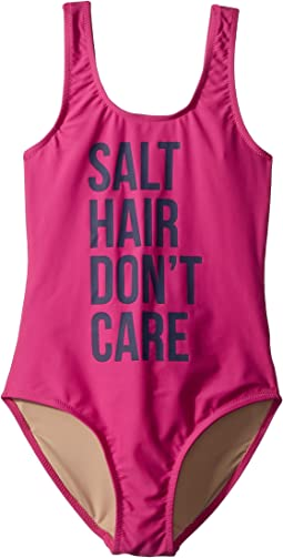 Salt Hair Don't Care One-Piece (Toddler/Little Kids/Big Kids)
