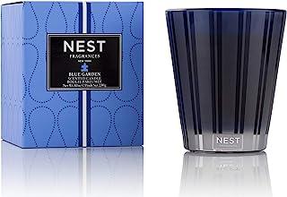 NEST Fragrances NEST01BG003 Classic Candle- Blue Garden , 8.1 oz