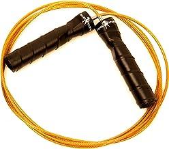 Hoopomania® Springtouw, Speed Rope met stalen kabel voor professionele sporters, professionele boxers, crossfit, volwassen...