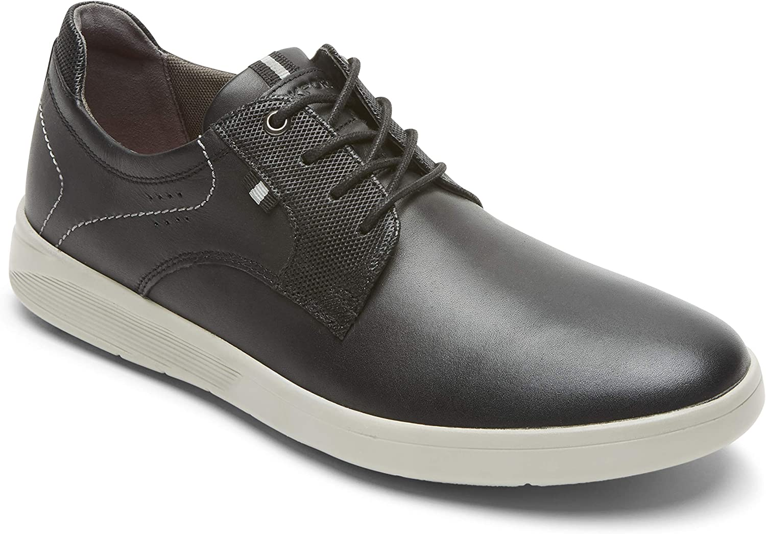 Rockport Men's Caldwell Ox Low Max 57% OFF price Plaintoe Sneaker