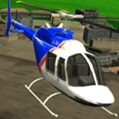 20 exciting, fun-filled missions Highly detailed and expansive city environment Easy to learn controls Realistic helicopter flying physics
