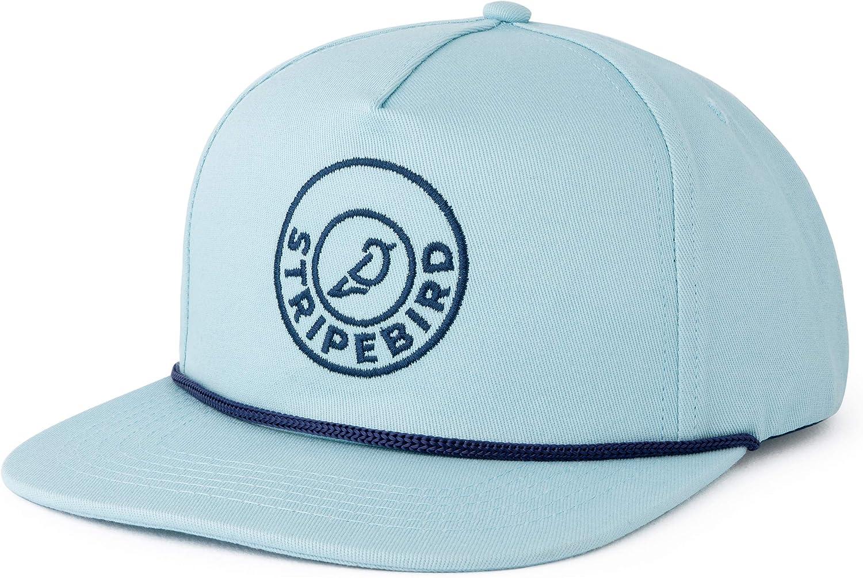 Stripebird - 2021 Japan Maker New Vintage Golf Hat Snapback Rope