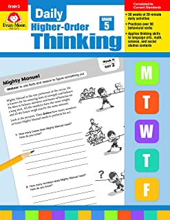 Daily Higher-Order Thinking, Grade 5