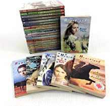 Heartland: Complete 21-volume Set (Heartland, 20 Volumes + Special Edition)