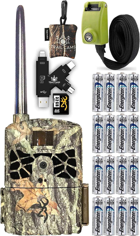 Browning Popular standard Defender 4G LTE Elegant Cellular Batteries Camera SD Card with