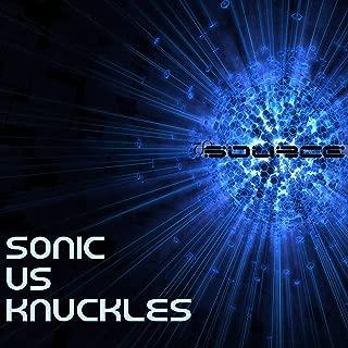 Sonic Vs Knuckles Rap Battle