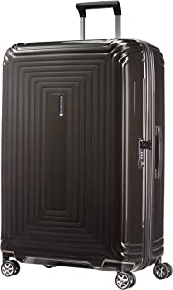 Samsonite Neopulse - Spinner L Valise, 75 cm, 94 L, Noir (Metallic Black)